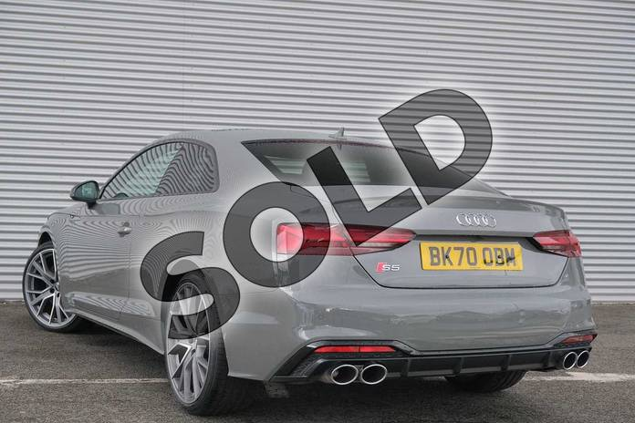 Image three of this 2020 Audi A5 Diesel Coupe S5 TDI Quattro 2dr Tiptronic in Quantum Grey at Coventry Audi