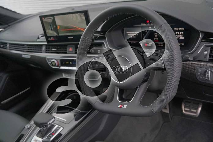 Image six of this 2020 Audi A5 Diesel Coupe S5 TDI Quattro 2dr Tiptronic in Quantum Grey at Coventry Audi