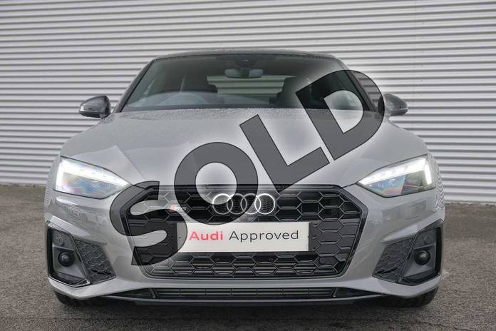 Image seven of this 2020 Audi A5 Diesel Coupe S5 TDI Quattro 2dr Tiptronic in Quantum Grey at Coventry Audi