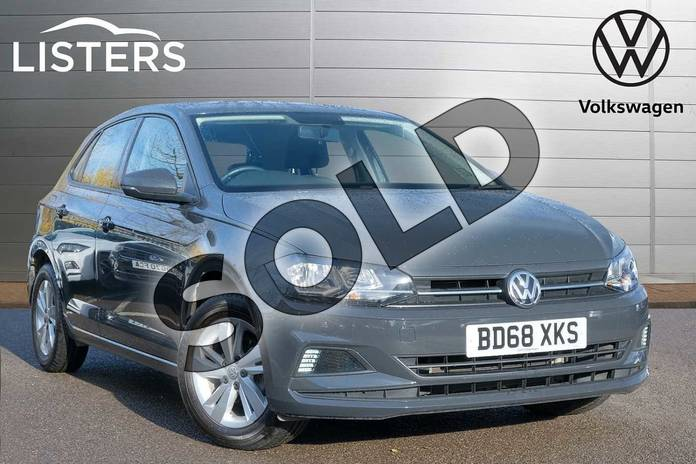 Picture of Volkswagen Polo 1.0 TSI 95 SE 5dr in Urano Grey