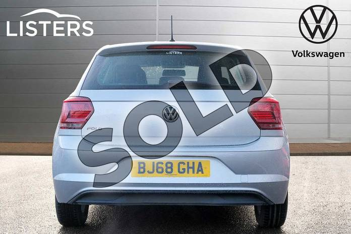 Image seven of this 2018 Volkswagen Polo Hatchback 1.0 TSI 95 SE 5dr in Reflex Silver at Listers Volkswagen Leamington Spa