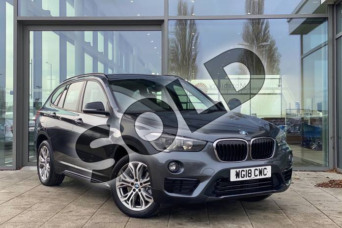 Picture of BMW X1 xDrive 20d Sport 5dr Step Auto in Mineral Grey