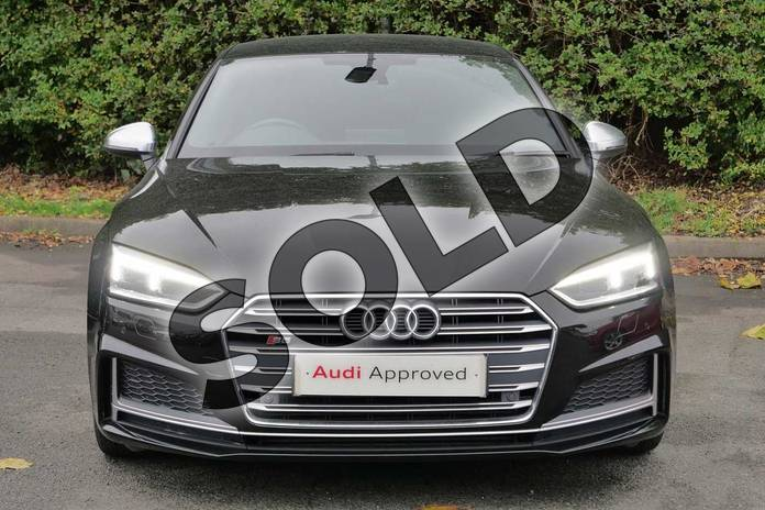 Image seven of this 2017 Audi A5 Sportback S5 Quattro 5dr Tiptronic in Myth Black Metallic at Worcester Audi