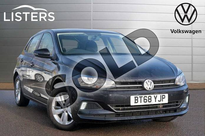Picture of Volkswagen Polo 1.0 TSI 95 SE 5dr in Deep black