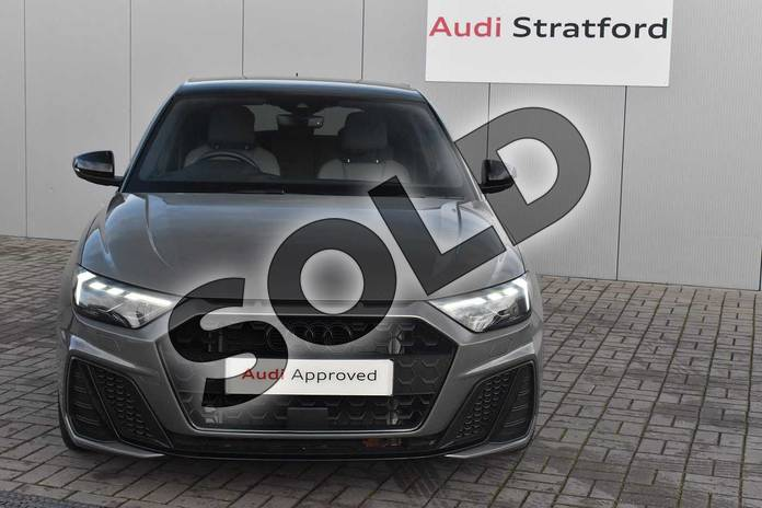 Image seven of this 2019 Audi A1 Sportback Special Editions 35 TFSI S Line Style Edition 5dr S Tronic in Chronos Grey Metallic at Stratford Audi