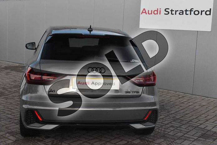 Image nine of this 2019 Audi A1 Sportback Special Editions 35 TFSI S Line Style Edition 5dr S Tronic in Chronos Grey Metallic at Stratford Audi