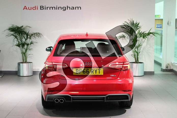 Image thirteen of this 2016 Audi A3 Sportback 1.4 TFSI S Line 5dr in Tango Red Metallic at Birmingham Audi