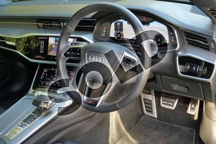 Image six of this 2018 Audi A7 Diesel Sportback 50 TDI Quattro S Line 5dr Tip Auto in Daytona Grey Pearlescent at Worcester Audi