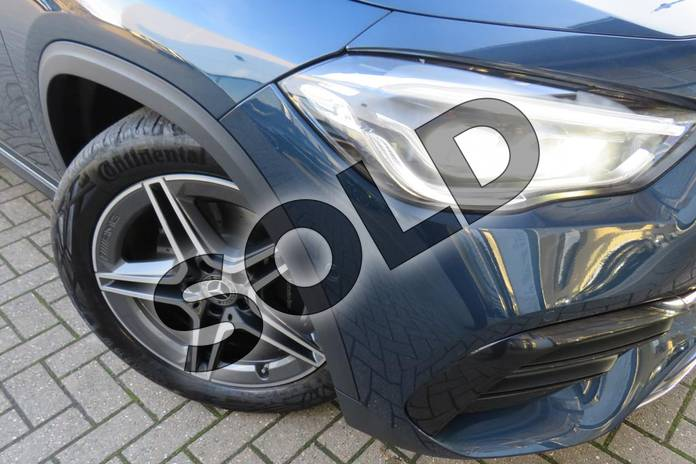 Image thirteen of this 2020 Mercedes-Benz GLA Diesel Hatchback GLA 200d AMG Line Premium 5dr Auto in denim blue metallic at Mercedes-Benz of Boston