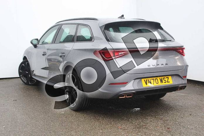 Image three of this 2020 SEAT Leon CUPRA 1.4 eHybrid First Edition 5dr DSG in Grey at Listers SEAT Worcester