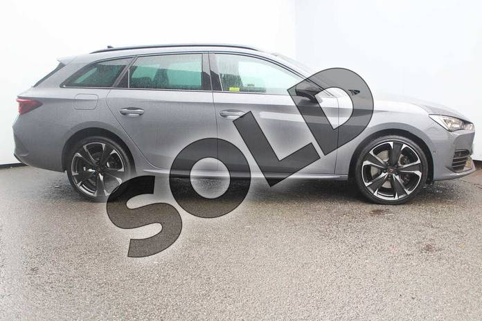 Image four of this 2020 SEAT Leon CUPRA 1.4 eHybrid First Edition 5dr DSG in Grey at Listers SEAT Worcester
