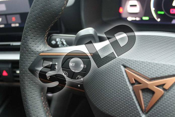 Image eight of this 2020 SEAT Leon CUPRA 1.4 eHybrid First Edition 5dr DSG in Grey at Listers SEAT Worcester