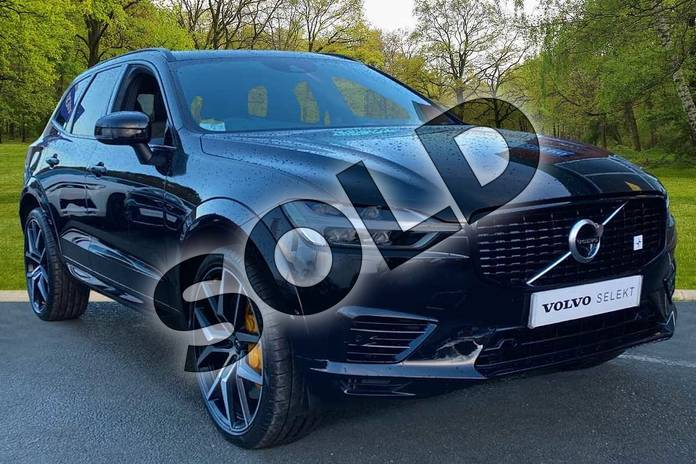 Volvo XC60 Estate Special Editions 2.0 T8 405 Hybrid Polestar Engineered 5dr AWD Gtrn