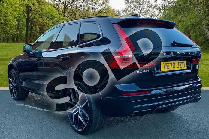 Image two of this 2020 Volvo XC60 Estate Special Editions 2.0 T8 405 Hybrid Polestar Engineered 5dr AWD Gtrn in Onyx Black at Listers Volvo Worcester