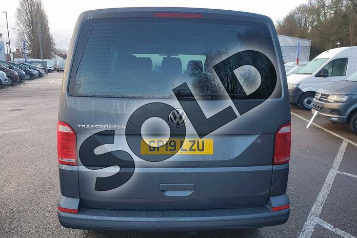Image six of this 2019 Volkswagen Transporter T32 SWB Diesel 2.0 TDI BMT 150 Highline Kombi Van in Grey at Listers Volkswagen Van Centre Coventry
