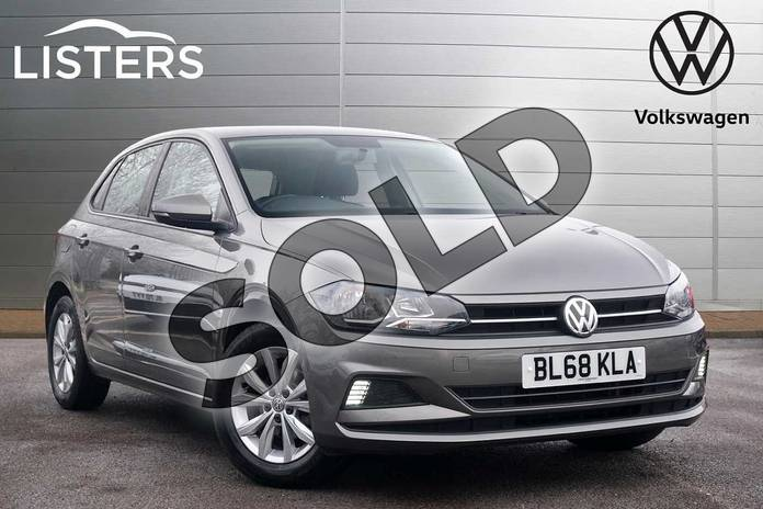 Picture of Volkswagen Polo 1.0 EVO SE 5dr in Limestone Grey