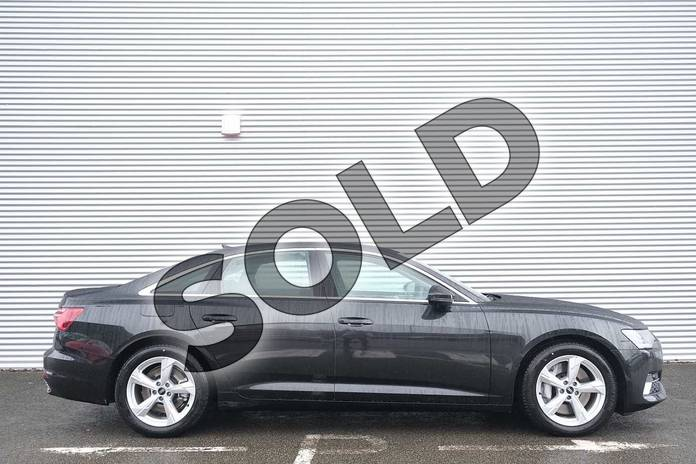 Image four of this 2020 Audi A6 Saloon 50 TFSI e Quattro Sport 4dr S Tronic in Vesuvius Grey Metallic at Coventry Audi