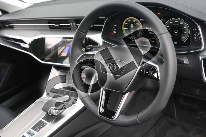 Image six of this 2020 Audi A6 Saloon 50 TFSI e Quattro Sport 4dr S Tronic in Vesuvius Grey Metallic at Coventry Audi