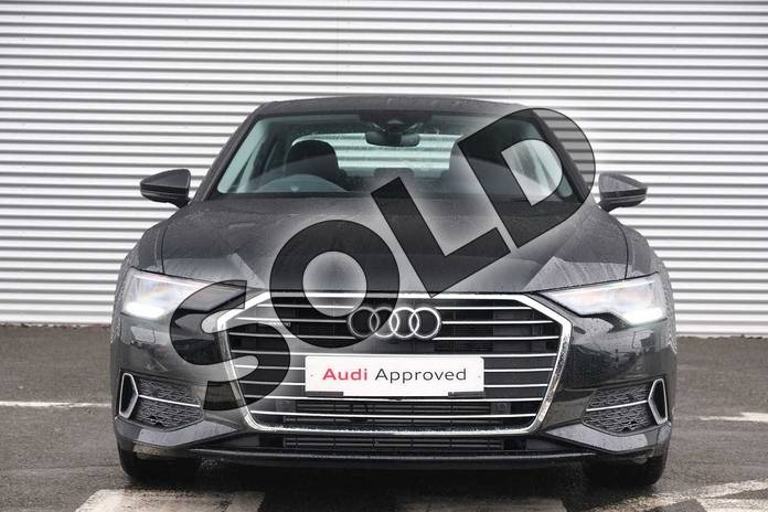 Image seven of this 2020 Audi A6 Saloon 50 TFSI e Quattro Sport 4dr S Tronic in Vesuvius Grey Metallic at Coventry Audi