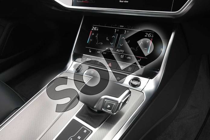 Image eleven of this 2020 Audi A6 Saloon 50 TFSI e Quattro Sport 4dr S Tronic in Vesuvius Grey Metallic at Coventry Audi