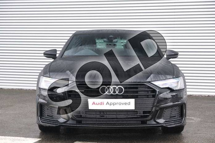 Image seven of this 2020 Audi A6 Saloon 50 TFSI e Quattro Black Edition 4dr S Tronic in Myth Black Metallic at Coventry Audi