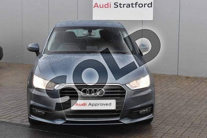 Image seven of this 2017 Audi A1 Hatchback 1.4 TFSI Sport 3dr in Utopia Blue Metallic at Stratford Audi