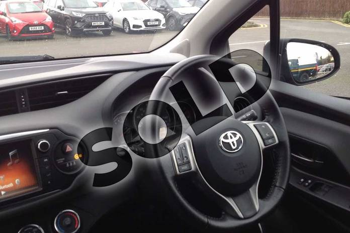 Image eight of this 2016 Toyota Yaris Hatchback 1.33 VVT-i Icon 5dr in Black at Listers Toyota Coventry