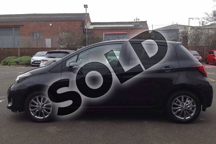 Image seventeen of this 2016 Toyota Yaris Hatchback 1.33 VVT-i Icon 5dr in Black at Listers Toyota Coventry