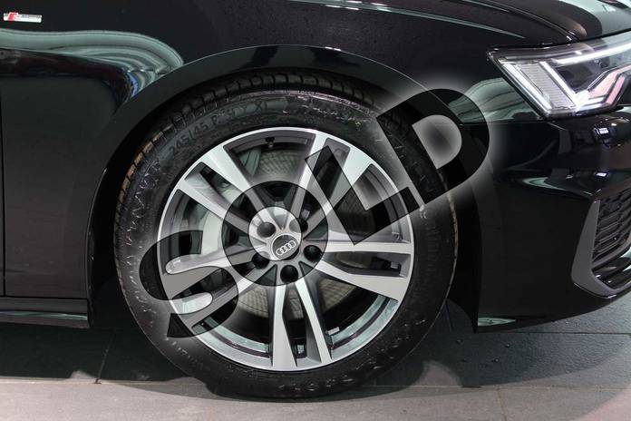 Image five of this 2020 Audi A6 Saloon 50 TFSI e Quattro S Line 4dr S Tronic in Myth Black Metallic at Birmingham Audi