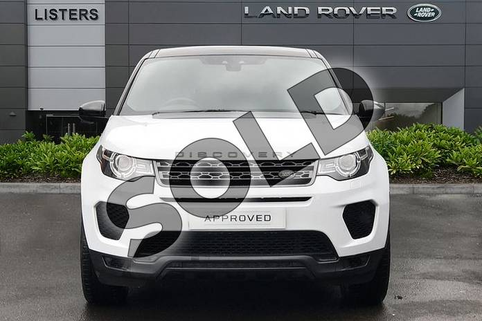Image seven of this 2019 Land Rover Discovery Sport 2.0 TD4 (180hp) Landmark in Yulong White at Listers Land Rover Droitwich