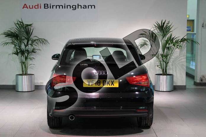 Image thirteen of this 2018 Audi A1 Hatchback 1.0 TFSI Sport Nav 3dr in Myth Black Metallic at Birmingham Audi