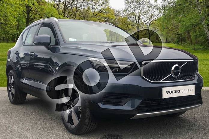 Volvo XC40 Estate 1.5 T3 (163) Momentum 5dr Geartronic