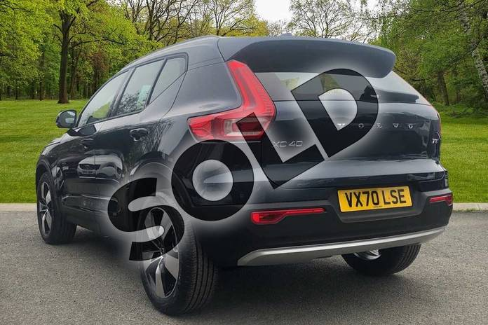 Image two of this 2020 Volvo XC40 Estate 1.5 T3 (163) Momentum 5dr Geartronic in Denim Blue at Listers Volvo Worcester