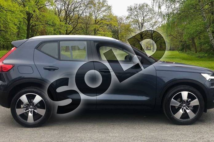 Image four of this 2020 Volvo XC40 Estate 1.5 T3 (163) Momentum 5dr Geartronic in Denim Blue at Listers Volvo Worcester