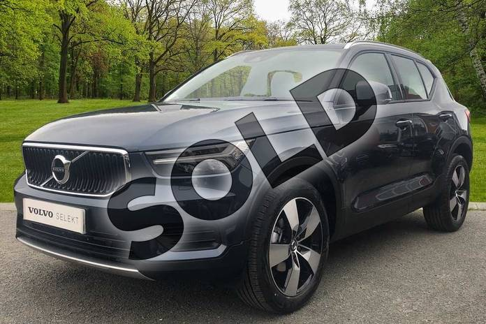 Image nine of this 2020 Volvo XC40 Estate 1.5 T3 (163) Momentum 5dr Geartronic in Denim Blue at Listers Volvo Worcester