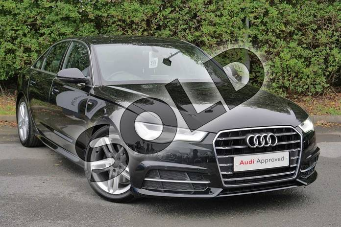 Audi A6 Saloon 1.8 TFSI S Line 4dr S Tronic