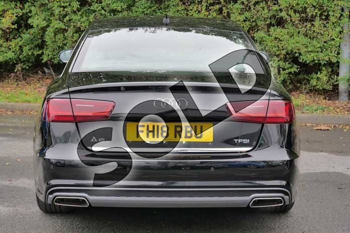 Image nine of this 2018 Audi A6 Saloon 1.8 TFSI S Line 4dr S Tronic in Myth Black Metallic at Worcester Audi