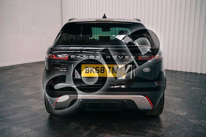 Image six of this 2018 Range Rover Velar Estate 2.0 P250 R-Dynamic HSE 5dr Auto in Narvik Black at Listers Land Rover Solihull