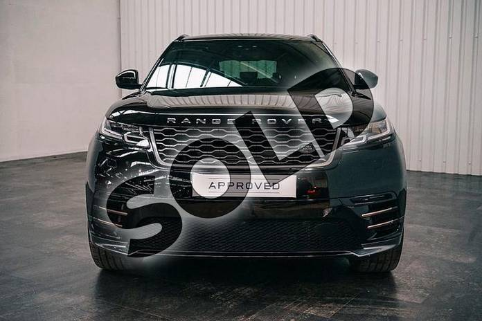 Image seven of this 2018 Range Rover Velar Estate 2.0 P250 R-Dynamic HSE 5dr Auto in Narvik Black at Listers Land Rover Solihull