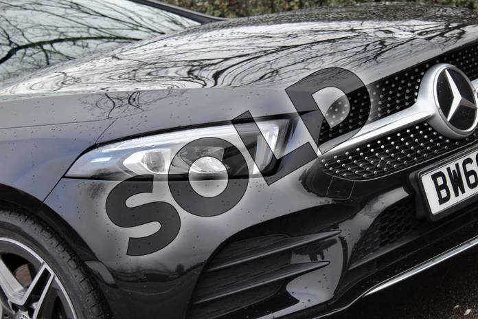 Image twenty of this 2019 Mercedes-Benz A Class Diesel Hatchback A180d AMG Line 5dr Auto in Cosmos Black Metallic at Mercedes-Benz of Lincoln