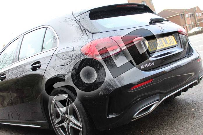 Image twenty-two of this 2019 Mercedes-Benz A Class Diesel Hatchback A180d AMG Line 5dr Auto in Cosmos Black Metallic at Mercedes-Benz of Lincoln