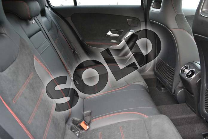 Image eight of this 2021 Mercedes-Benz A Class Diesel Hatchback A200d AMG Line Premium 5dr Auto in Mountain Grey Metallic at Mercedes-Benz of Grimsby