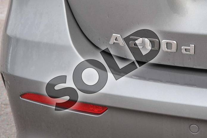 Image twenty-five of this 2021 Mercedes-Benz A Class Diesel Hatchback A200d AMG Line Premium 5dr Auto in Mountain Grey Metallic at Mercedes-Benz of Grimsby