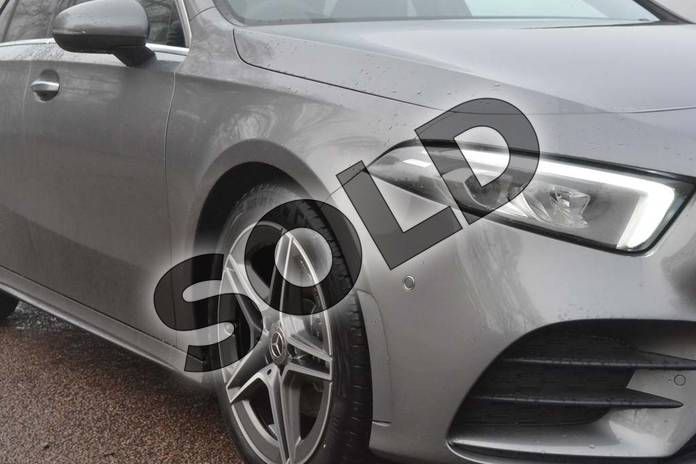 Image twenty-six of this 2021 Mercedes-Benz A Class Diesel Hatchback A200d AMG Line Premium 5dr Auto in Mountain Grey Metallic at Mercedes-Benz of Grimsby