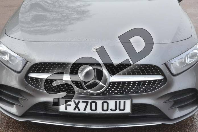 Image twenty-seven of this 2021 Mercedes-Benz A Class Diesel Hatchback A200d AMG Line Premium 5dr Auto in Mountain Grey Metallic at Mercedes-Benz of Grimsby