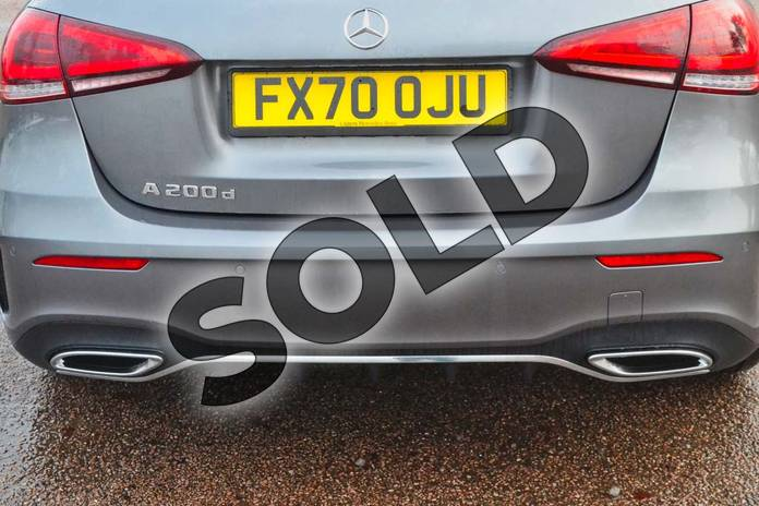 Image twenty-eight of this 2021 Mercedes-Benz A Class Diesel Hatchback A200d AMG Line Premium 5dr Auto in Mountain Grey Metallic at Mercedes-Benz of Grimsby