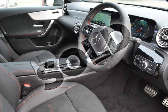 Image thirty-two of this 2021 Mercedes-Benz A Class Diesel Hatchback A200d AMG Line Premium 5dr Auto in Mountain Grey Metallic at Mercedes-Benz of Grimsby