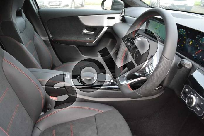 Image thirty-five of this 2021 Mercedes-Benz A Class Diesel Hatchback A200d AMG Line Premium 5dr Auto in Mountain Grey Metallic at Mercedes-Benz of Grimsby