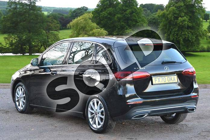Image two of this 2021 Mercedes-Benz B Class Diesel Hatchback B200d Sport Executive 5dr Auto in Cosmos Black Metallic at Mercedes-Benz of Grimsby
