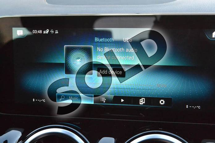 Image fifteen of this 2021 Mercedes-Benz B Class Diesel Hatchback B200d Sport Executive 5dr Auto in Cosmos Black Metallic at Mercedes-Benz of Grimsby